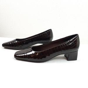 Nordstrom Slip on Heels Size 8.5